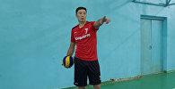 Смотрите, как надо! Мастер-класс от лучшего волейболиста Кыргызстана — видео