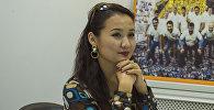 Жей-Инвест Консалтинг фирмасынын негиздөөчүсү Женни Жеңиш кызы