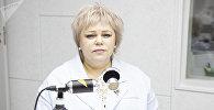 Психиатр и нарколог Лилия Федорова. Архивное фото