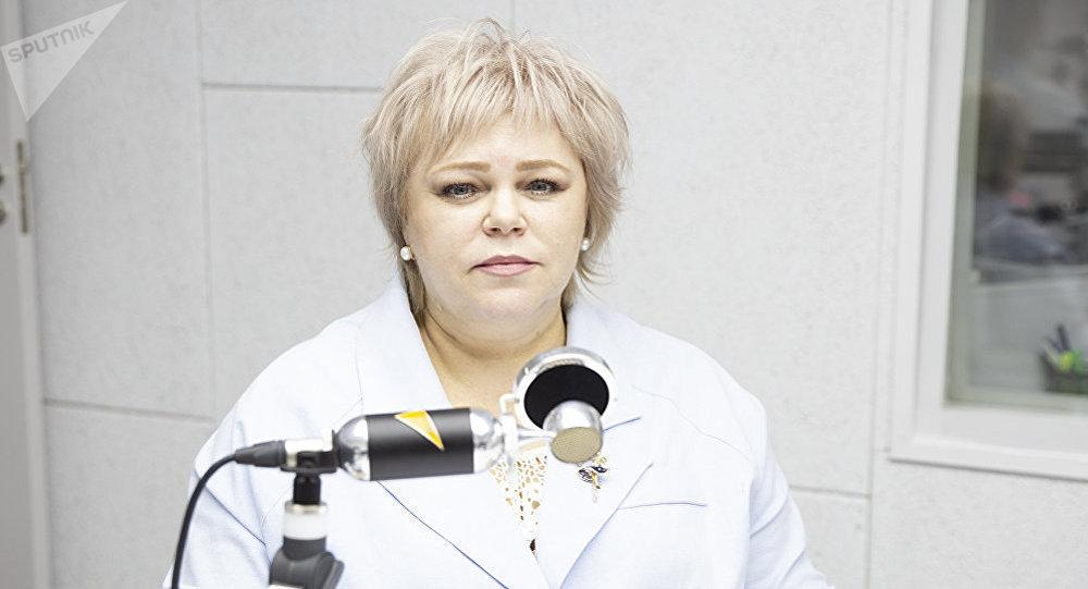 Психиатр и нарколог Лилия Федорова