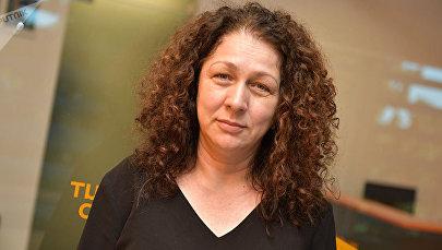 Врач-терапевт Анжела Арчелия. Архивное фото