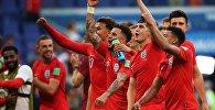 Самара шаарында өткөн Англия менен Швециянын беттеши соңуна чыгып, англиялыктар 2:0 эсебинде жеңип чыкты