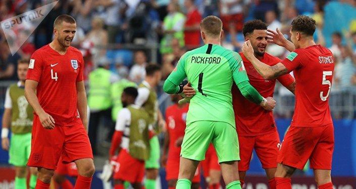 Сборная Англии обыграла команду из Швеции со счетом 2:0, тем самым обеспечив себе выход в полуфинал Чемпионата мира по футболу – 2018
