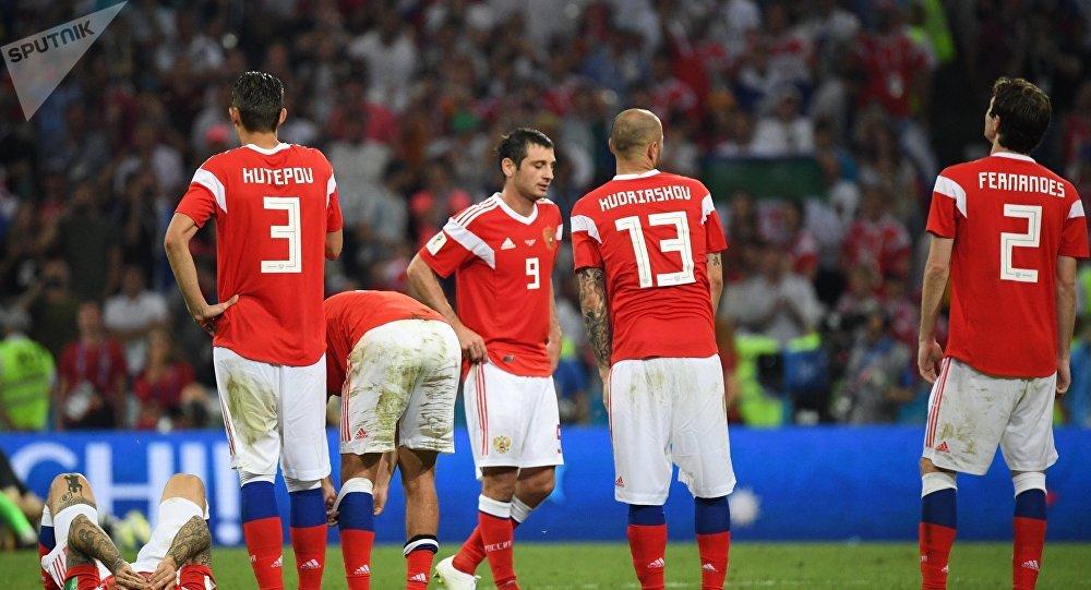 Хорваты победили сборную Российской Федерации только попенальти