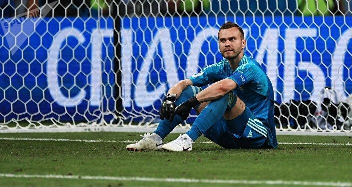 Затем была назначена серия пенальти. В результате Хорваты победили со счетом 4:3 и вышли в полуфинал.