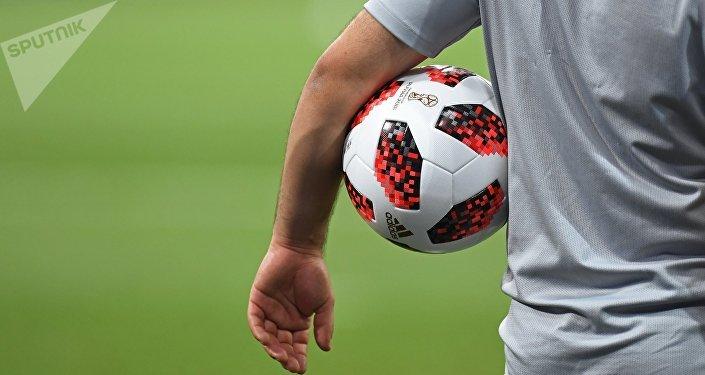 Официальный мяч. Архивное фото