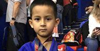 Пятилетний кыргызстанец Умар Марасулов