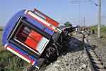Түркиянын түндүк-батышында жүргүнчү ташыган поезд рельстен чыгып 10 киши каза болду