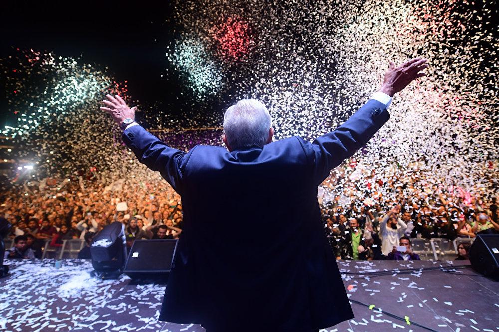 Мексикада өткөн президенттик шайлоодо Андрес Мануэль Лопес жеңип чыкты