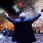 Избранный президент Мексики Андрес Мануэль Лопес Обрадор