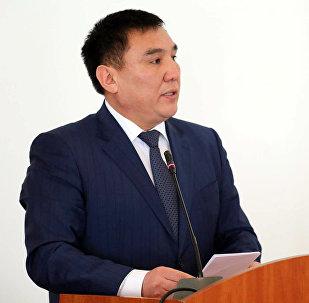 Таалайбек Сарыбашев. Архив