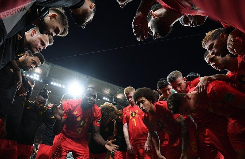 Футбол. ЧМ-2018. Матч Бельгия - Япония