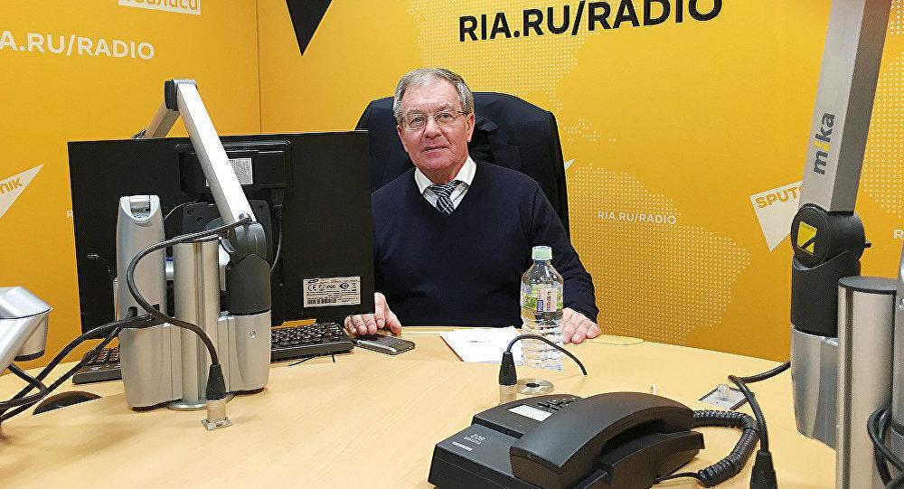 Кандидат экономических наук, эксперт РИСИ Михаил Беляев. Архивное фото
