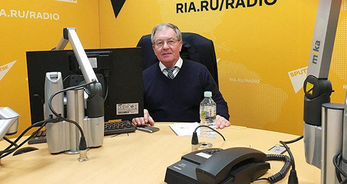 Руководитель аналитического центра Fundery Михаил Беляев. Архивное фото