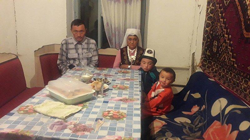 Жизнь памирских кыргызов в селе Ак-Коргон Нарынской области