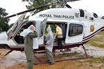 Спасения детей из затопленной пещеры в Таиланде