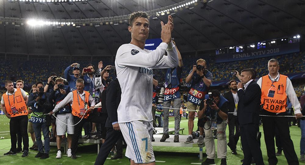Роналду ушёл из «Реала» в «Ювентус»