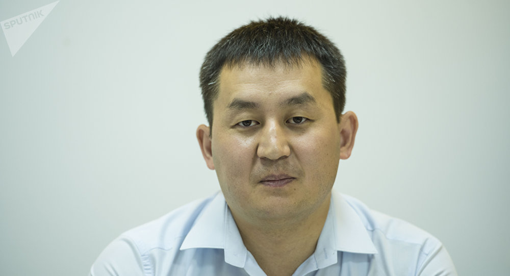 Консулдук кызмат департаментинин жетекчисинин орун басары Алмаз Букалаев