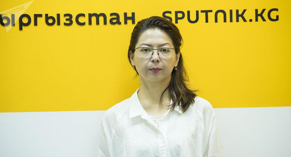 Медиатор и юрист Жамила Маматсаева. Архивное фото