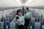 Стюардессы мировых авиакомпаний