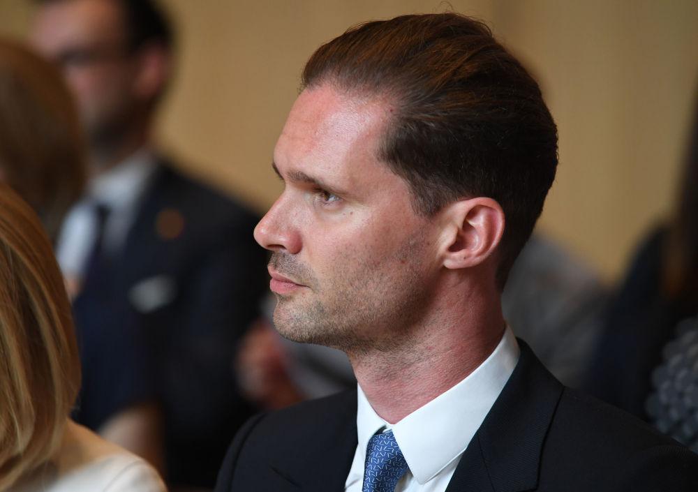 Супруг премьер-министра Люксембурга Ксавье Беттеля — Готье Дестенэ