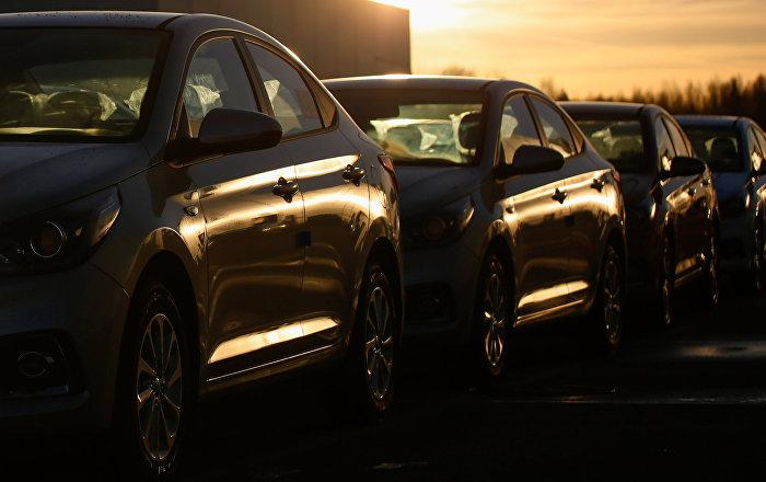 Производство обновленного Hyundai Solaris в Ленинградской области