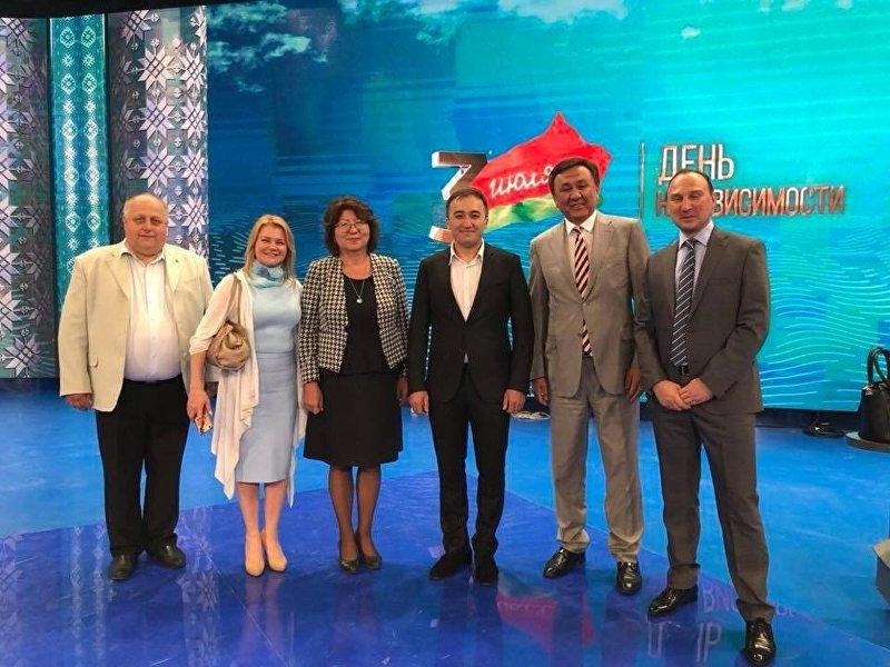 Кыргызстан и Беларусь подписали соглашение о сотрудничестве в сфере информации