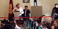 Выразят ли депутаты недоверие мэру Бишкека — прямая трансляция из БГК