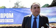 Вице-мэр города Бишкек Бакыт Дюшембиев