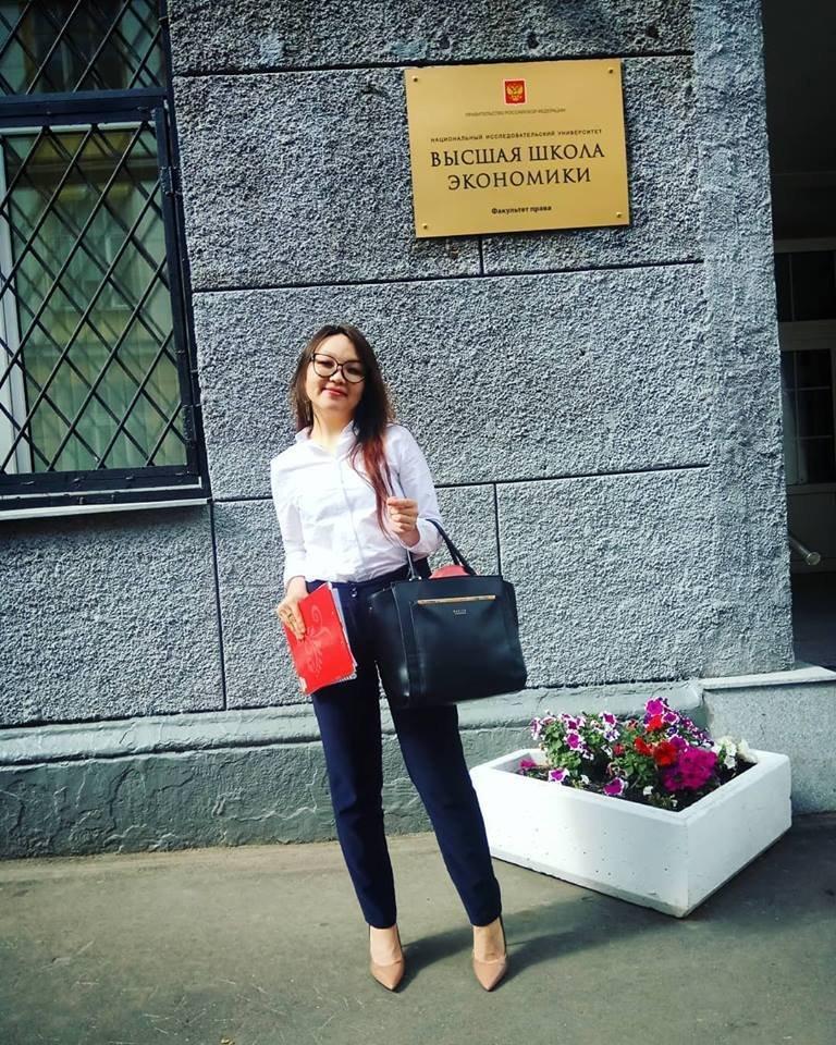Ася Талантбекова приехала в Москву из Бишкека пять лет назад.