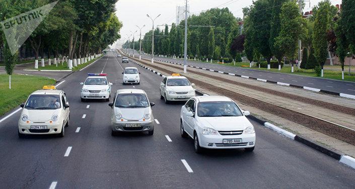 Ташкент шаары. Архивдик сүрөт
