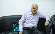 Турдали Кожоналиев, отец Бурулай, убитой в здании ОВД Жайыльского района. Архивное фото