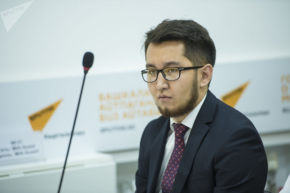 Представитель Министерства экономики