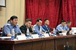 Коллегия МВД секретарь Совета безопасности КР