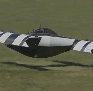 Представлен летающий автомобиль. Видео испытаний