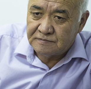 Турдали Кожоналиев, отец Бурулай, убитой в здании ОВД Жайыльского района