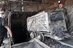 Поиски шахтера в Сулюкте