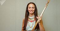 Музыкант, антрополог и сказочница Полина Черкасова. Архивное фото