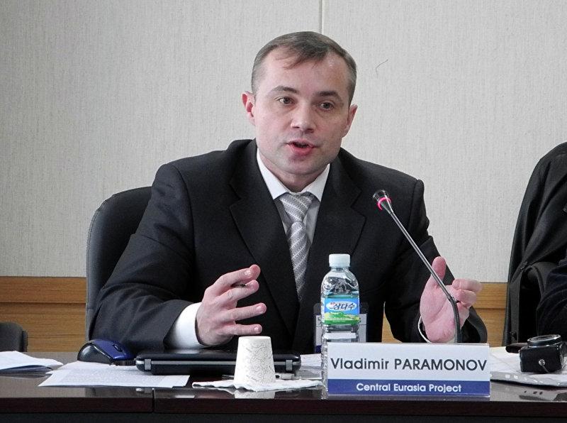 Руководитель аналитического проекта Central Eurasia Analytic Group из Узбекистана Владимир Парамонов