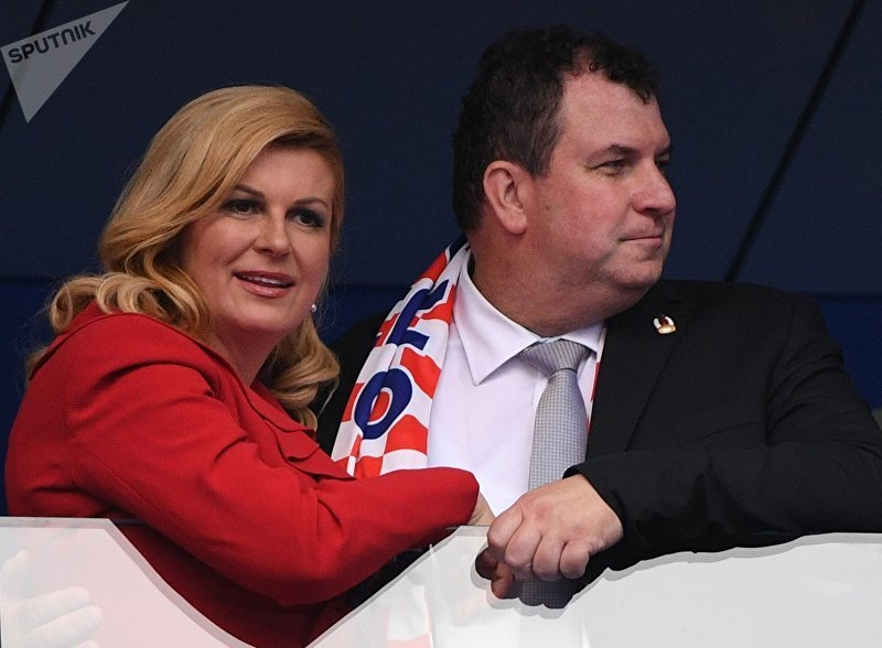 Почетные гости финала ЧМ-2018 по футболу