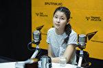 16-летняя Назбийке Керимбаева