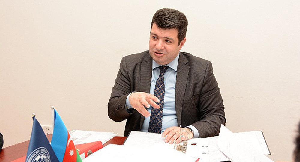 Доктор экономических наук, гостевой профессор Зигенского университета (Германия) Муслим Ибрагимов. Архивное фото