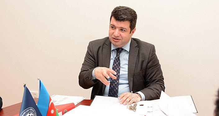 Кандидат экономических наук Муслим Ибрагимов