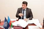 Доктор экономических наук Муслим Ибрагимов. Архивное фото