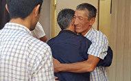 В Самаре (Россия) нашли кыргызстанца Хусана Шарипова, который 16 лет числился без вести пропавшим