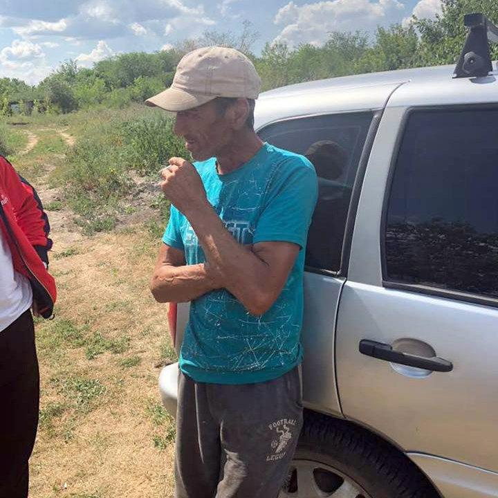 Найден кыргызстанец Хусан Шарипов, который 14 лет числился без вести пропавшим