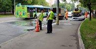 Машинанын айдоочусу каза болуп калгандыктан Москва шаарында кыргызстандыктардын өмүрүн алган жол кырсыгы