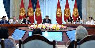 Президент Сооронбай Жээнбеков бүгүн жарандык сектордун өкүлдөрү менен жолугууда