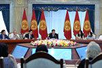 Президент Сооронбай Жээнбеков встретился с активистами