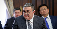 Бывший мэр Бишкека Албек Ибраимов. Архивное фото